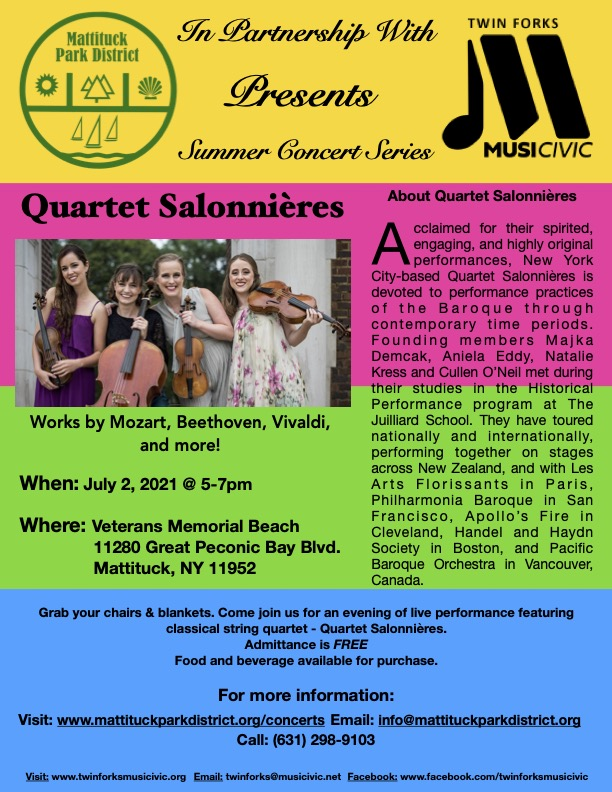 MPD Quartet Salonnieres Poster Jpeg